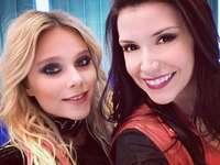 Ámbar y Juliana