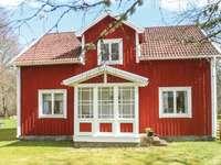 dom w szwecji