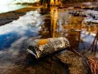 silverburk på vatten under dagtid