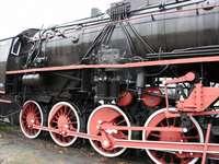 Музей на парните локомотиви във Волштин
