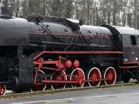Wolsztyn - музей на парните локомотиви
