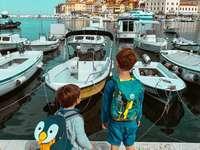 Rovinj Istria Croatia