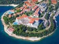 Пула Истрия Хърватска
