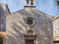 Църква Пула Истрия Хърватия