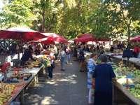 Пазар Пула Истрия Хърватия