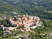 Labin Istria Croacia