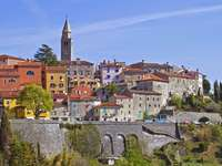 Labin Istria Κροατία