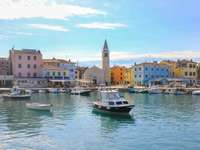 Fazana Istria Croatia