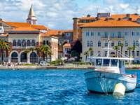Porec Isztria Horvátország