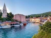 Losinj Island Kroatien