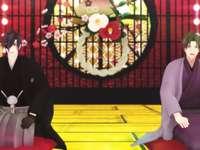 Mitsutada és Hasebe