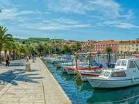 Brac sziget, Supetar, Horvátország