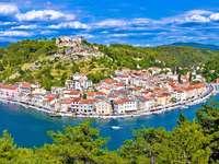 Hvar sziget, Stari Grad, Horvátország