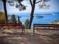 Hvar szigetváros Horvátország