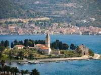 Monasterio franciscano de la isla de Vis Croacia