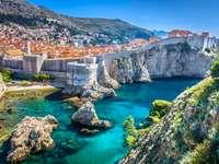 Dubrovnik Dalmácia Croácia