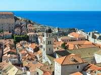 Dubrovnik Dalmácie Chorvatsko