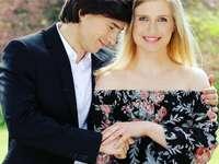 Natalia Zarzycka a Franka