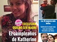 Anniversaire de Katherine Kardashian