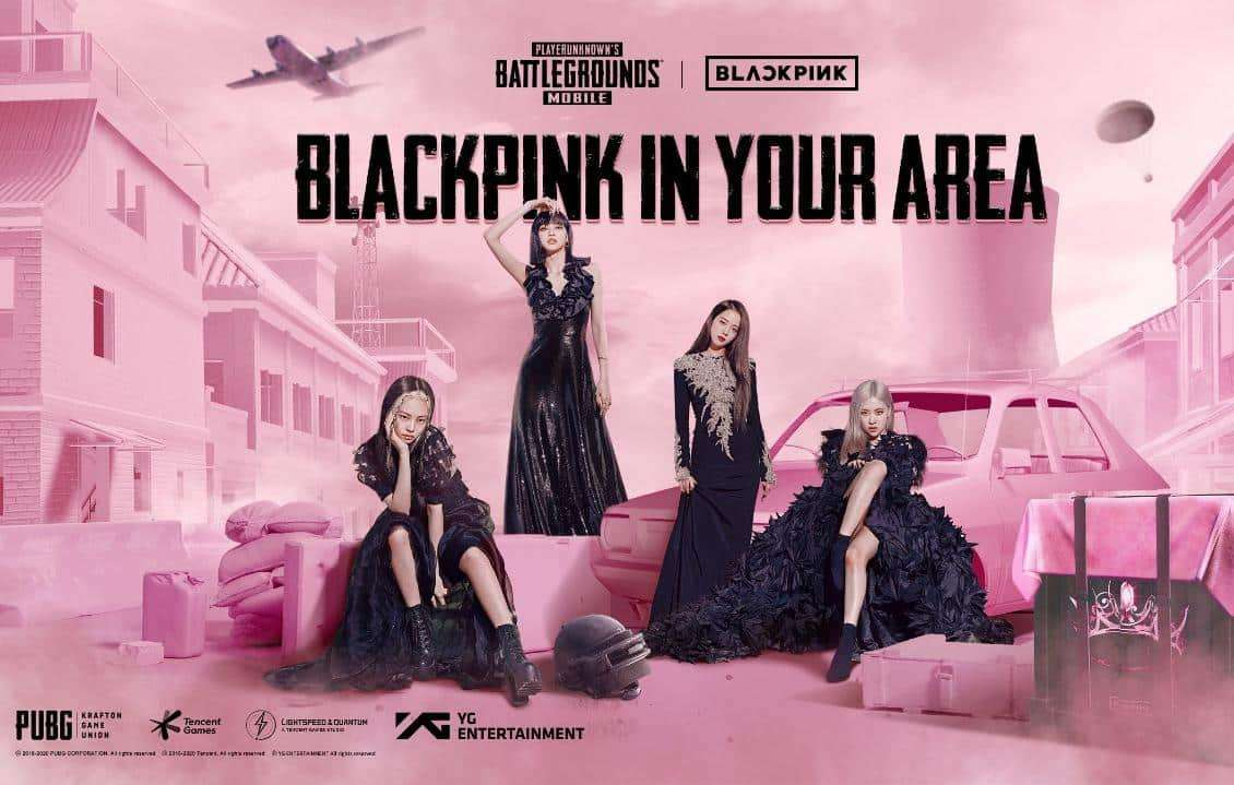 μαύρο ροζ - blackpink linda linds (3×2)