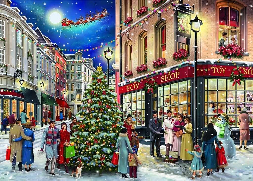 Christmas. jigsaw puzzle