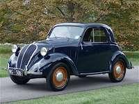 Fiat 500 1935 Италия