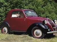 Fiat 500 B 1938 italie