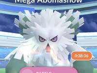 Mega Abomasnow