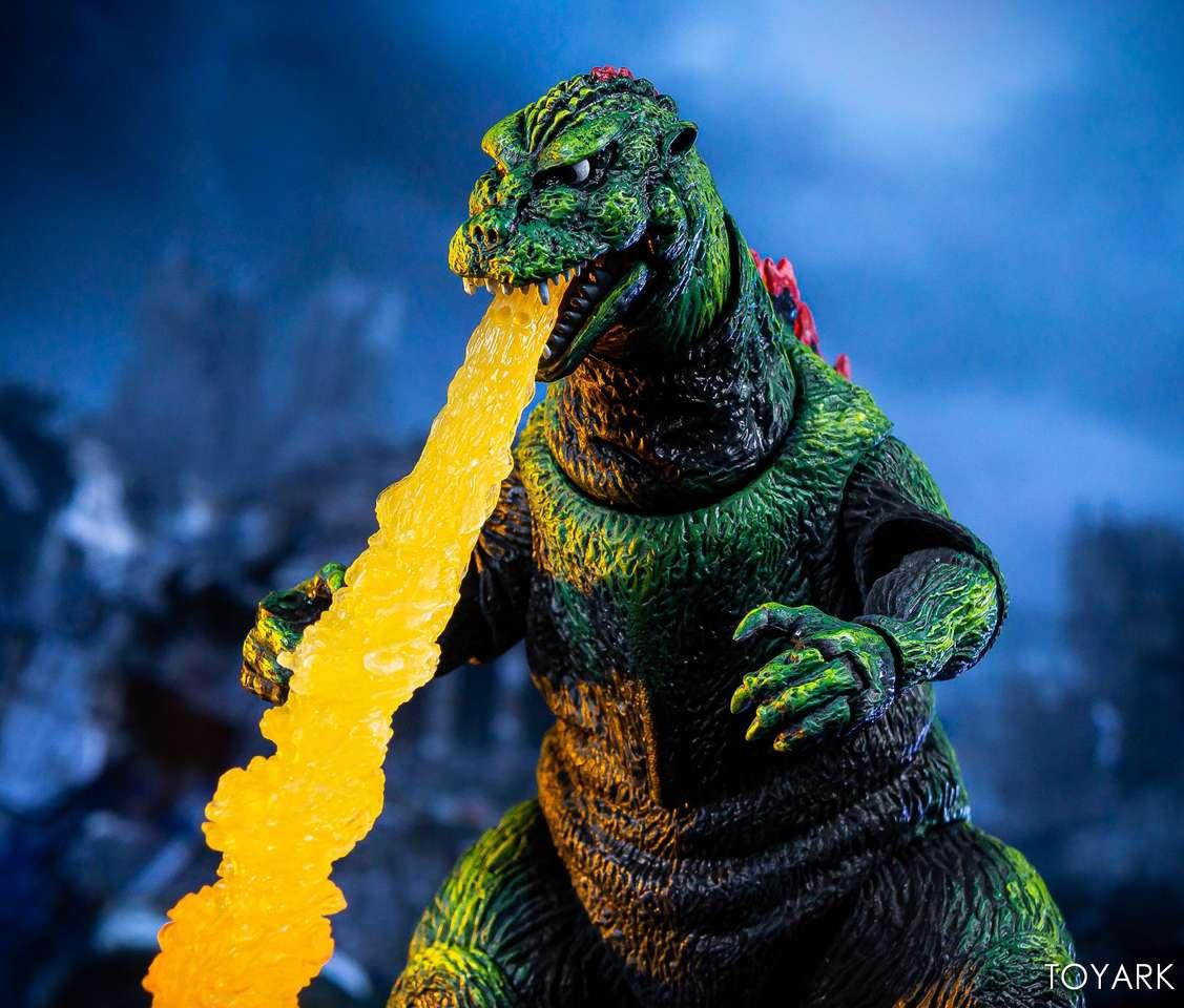 Godzilla - Godzilla sputa fuoco (11×10)