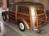 Fiat 500 C 1948 Italien