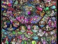 Мозайка на Дисни