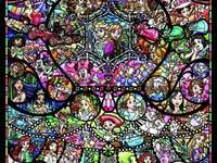 Disney mozaika