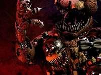 Fnaf 4 Nightmare Freddy