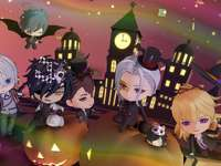 Happy halloween avec les mini TK