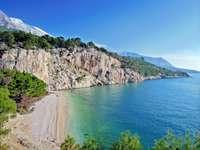 Costa en Makarska Croacia