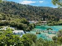 Национален парк Крка Хърватия