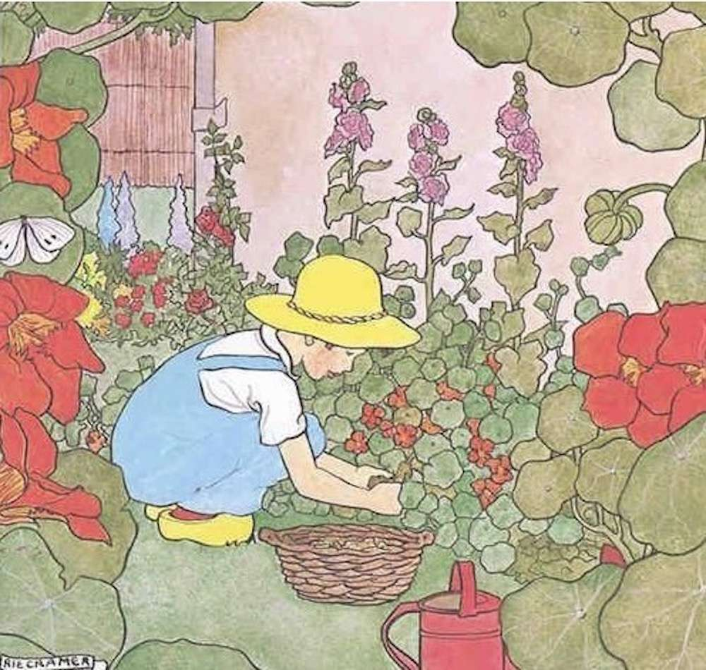 copak tam malý zahradník dělá (20×19)