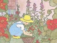 copak tam malý zahradník dělá