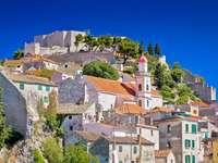 Град Шибеник в Хърватия
