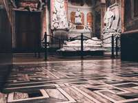 Kaplica San Severo Neapol Włochy