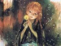 Flickan med tändstickor