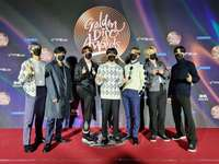 Golden Disk Awards BTS