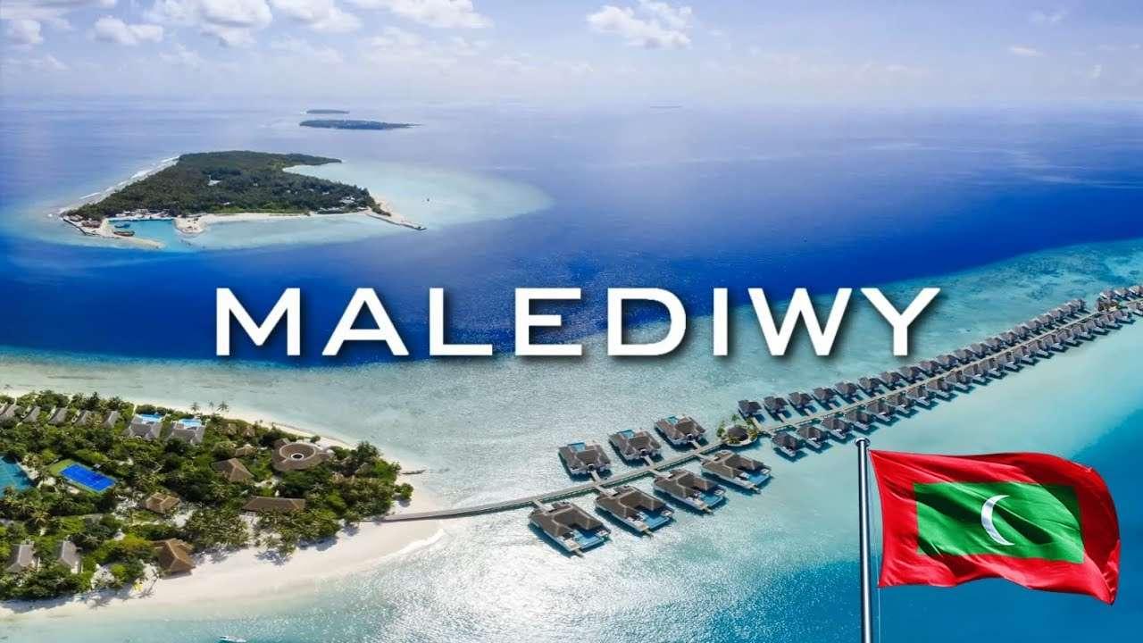 Malediwy - Piękne miejsce na końcu świata (12×7)