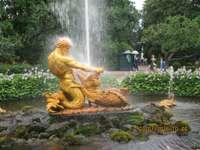 Petersburg-fontein