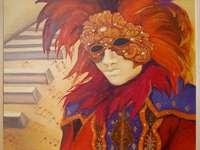 karnevál a művészetben
