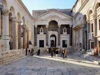 Palatul Split al Dioclețian Croația