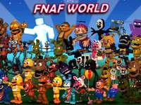 fnaf свят