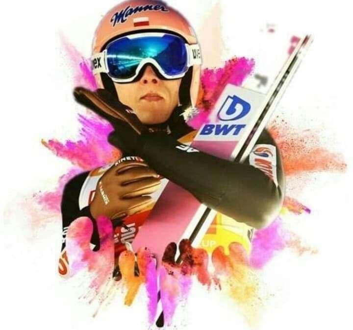 Давид Гжегож Кубачки - Dawid Grzegorz Kubacki - полски ски скачач (2×2)
