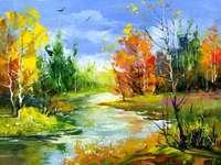 autunno pittorico