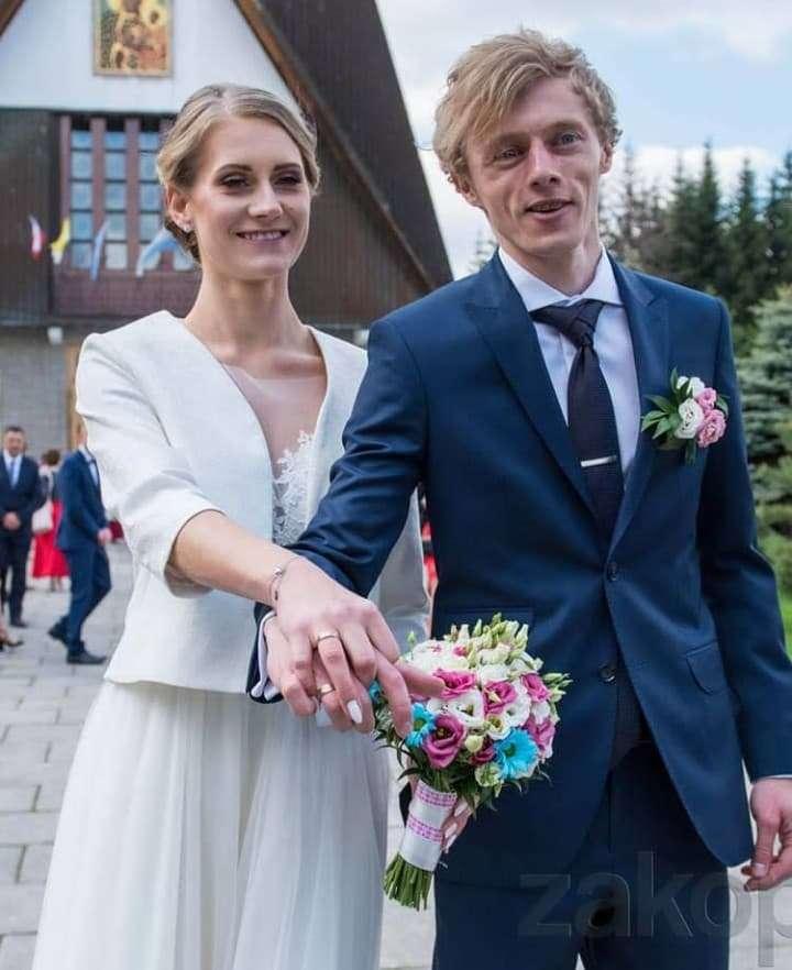 Dawid Grzegorz Kubacki és Marta Majcher